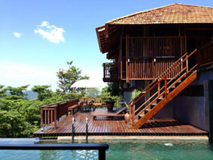 Villa Bougainvillea The Shorea Retreats